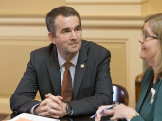 Dueling Poll Numbers in Virginia Gubernatorial Primary