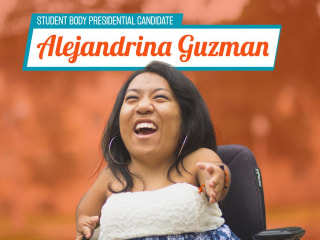 University of Texas Elects First Physically Disabled, Latina Student President