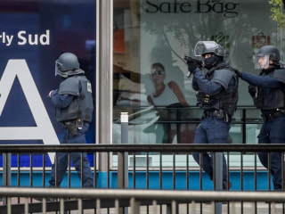 Paris Orly Airport: Man Shot Dead After Seizing Soldier's Weapon