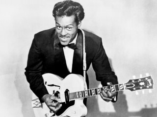 'A Giant for the Ages': Musicians and Fans Pay Tribute to Chuck Berry