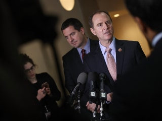 Rep. Schiff: 'Circumstantial Evidence of Collusion' Between Trump Campaign, Russia