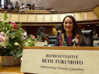 Hawaii Republican Leader Rep. Beth Fukumoto Officially Resigns From GOP