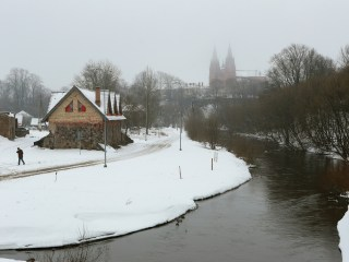 Rezekne, Latvia, Frets About Trump NATO Stance, War With Russia