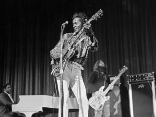 Chuck Berry: Rock 'n' Roll's First Guitar Hero