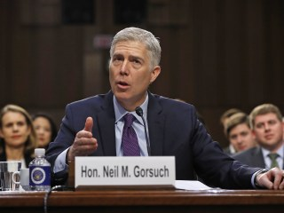 These Are the Democrats Voting Against Neil Gorsuch