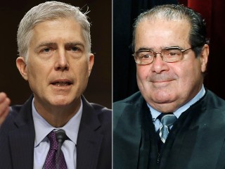 Gorsuch Supreme Court Hearing: How Trump's Pick Compares to Scalia in One Chart