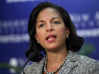 Susan Rice: Trump White House 'False Statements' Undermine National Security