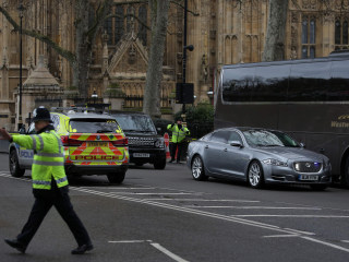 London Parliament Attack: British Spies Warned Terrorism Was 'Highly Likely'