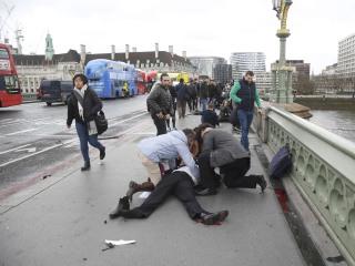 London Terrorist Attack: 3 Killed Near British Parliament, Attacker Dead