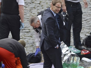 London Parliament Attack: 'Heroic' British Politician Attempted to Save Cop