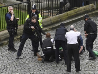 London Terrorist Attack: 3 Killed Near British Parliament, Attacker Dead
