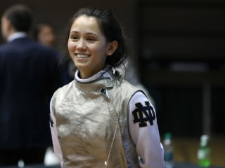 Olympic Foil Fencer Lee Kiefer Becomes First U.S. Woman to Earn No. 1 World Ranking