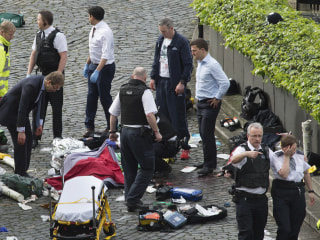 London Mayor Sadiq Khan: City 'Will Never Be Cowed by Terrorism'
