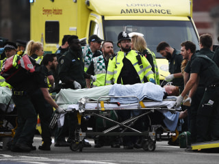 London Terrorist Attack: 4 Killed Near British Parliament, Attacker Dead