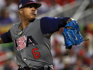 Marcus Stroman Dominates for Six Innings in WBC Final
