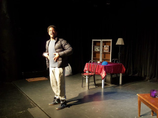 'Growing Up Gonzales': Playwright's Bittersweet Slice of Latino Identity