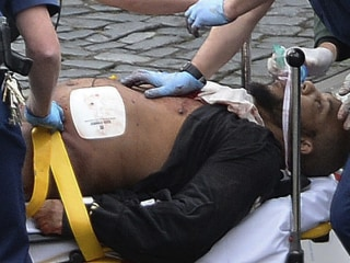 Khalid Masood Identified as London Parliament Attacker
