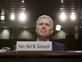 Could Neil Gorsuch's SCOTUS Confirmation Battle Go 'Nuclear?'