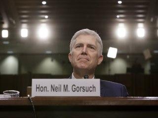 Could Neil Gorsuch's SCOTUS Confirmation Battle Go 'Nuclear?'