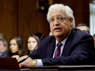 David Friedman Confirmed by Senate as U.S. Ambassador to Israel