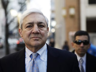 Jury Gets Case in Trial of Penn State's Ex-President Accused of Mishandling Sandusky Complaint