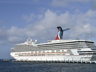 Coast Guard Suspends Search for Missing Cruise Ship Passenger
