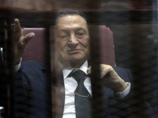 Ousted Egypt Leader Hosni Mubarak Back Home After Six Years