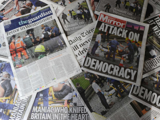 London Parliament Attack: Media Coverage Triggers Criticism In Britain