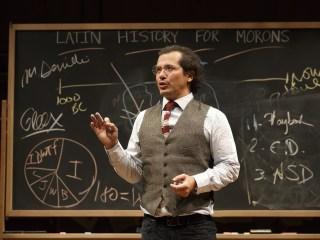 'We've Always Been the Designated Enemy': John Leguizamo Schools Us on Latino History