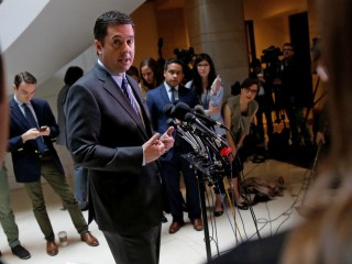 Nunes Backs Down From Assertion Trump Was Monitored