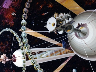 Why Our Plans to Colonize the Universe Haven't Come to Fruition (Yet)