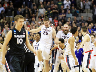 Finally Four: No. 1 Gonzaga Makes History in NCAA Tournament