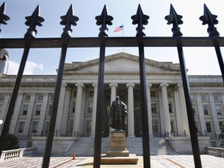White House Fence Jumper Tries Again, This Time at Treasury