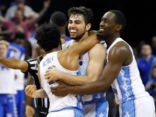 MUST-SEE: The Insane Final 10 Seconds of North Carolina's Win