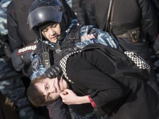 U.S. Condemns Arrest of Russian Opposition Leader Alexei Navalny