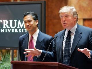 Judge Approves $25 Million Settlement of Trump University Lawsuit