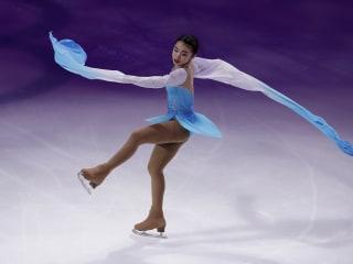 U.S. National Champion Figure Skater Karen Chen Sets Eyes on World Stage
