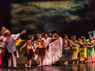 'EnActe Arts' Wants to Develop the Next Generation of South Asian Theater Community