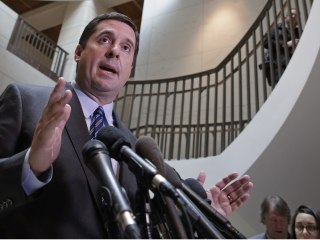 Nunes Met With Source for Trump Monitoring Claim at White House