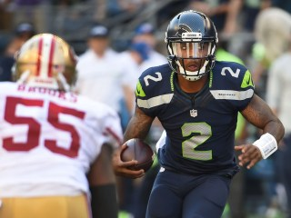Seahawks QB Arrested After Car Backs Into Bar, Injures Five