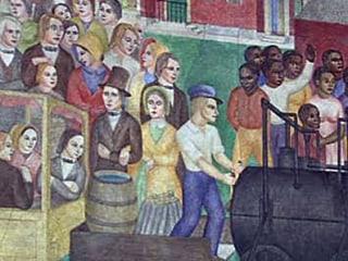 Kentucky Keeps Controversial Mural Despite Student Outcry Over Imagery