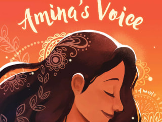 A Pre-Teen Takes On Middle School and Islamophobia in New Book 'Amina's Voice'