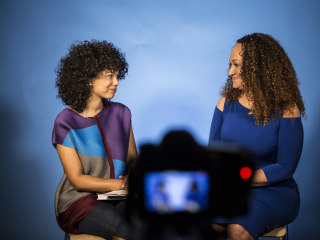 Rachel Dolezal on Rihanna, Her DNA Test, 'Fraud' Claims and Other Facebook Questions