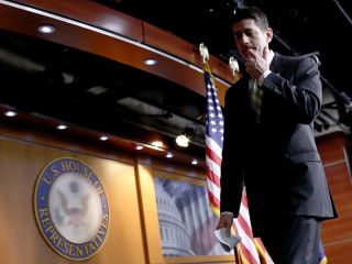 After Health Care Loss, What's Next for a Divided Republican Congress?