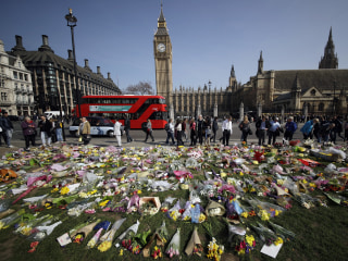Wife of London Terrorist Khalid Masood: 'Saddened and Shocked' by Attack