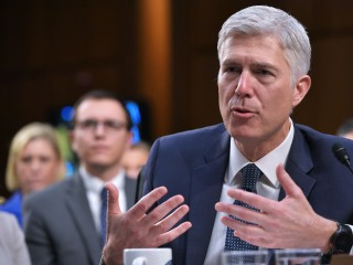 Opinion: Neil Gorsuch's Frightening Record on Protecting Women's Rights