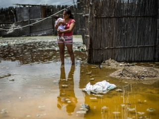 Devastating Floods in Peru Displace Tens of Thousands