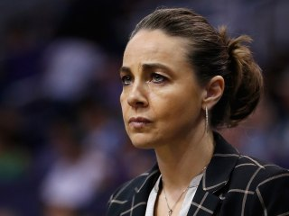 Could This Woman be the Next Coach of the San Antonio Spurs?