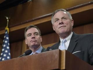 Senate Intelligence Heads Showcase Bipartisanship in Russian Probe