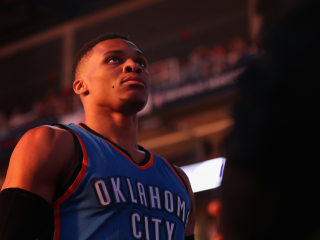 Westbrook Might've Locked Up NBA MVP With Record-Breaking Night
